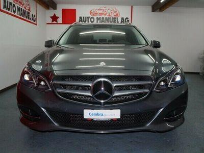 gebraucht Mercedes E250 BlueTEC Avantgarde 4Matic 7G-Tronic