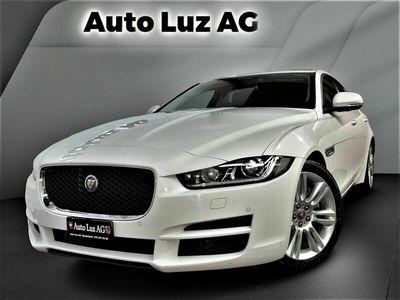 gebraucht Jaguar XE 20d R-Sport Automat