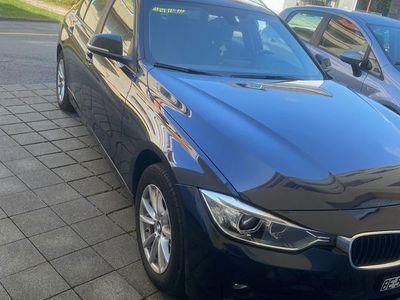 gebraucht BMW 318 3er d