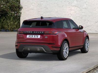 gebraucht Land Rover Range Rover evoque 2.0 T 250 HSE
