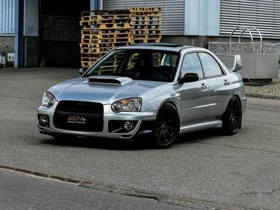 gebraucht Subaru Impreza 2.0 Turbo 4WD WRX STI Look frisch MFK