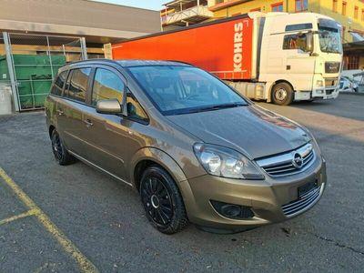 gebraucht Opel Zafira 1.8i 16V Enjoy (Kompaktvan / Minivan)