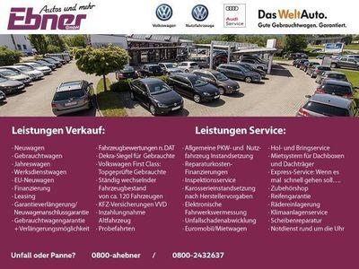 gebraucht VW Golf Alltrack Variant 2.0TDI AHK NAVI GRA PDC SH