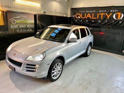gebraucht Porsche Cayenne Diesel +33000.- d'options + expertise du jour + service du jour + garantie 12 mois possible