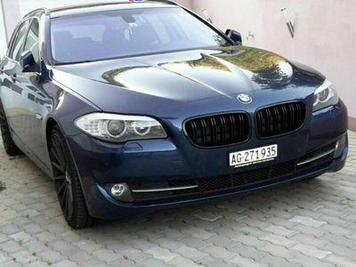 gebraucht BMW 520 5er2010 F11