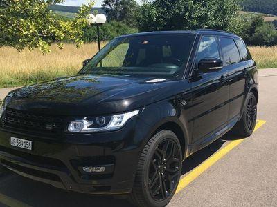 gebraucht Land Rover Range Rover Sport 5.0. V8 SC Autobiography Dynamic