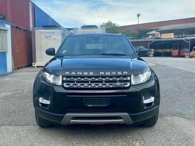 gebraucht Land Rover Range Rover evoque 2.0 Si4 Autobiography AT9