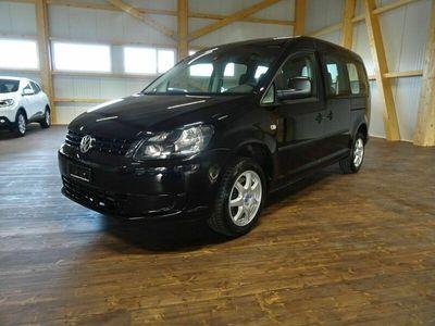 gebraucht VW Caddy Maxi 2.0 TDI Blue Motion Technology