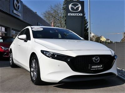 gebraucht Mazda 3 SKYACTIV-G M Hybrid 122 Ambition Pack