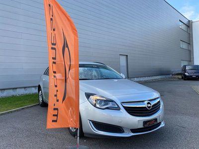 gebraucht Opel Insignia Sports Tourer 1.6 CDTI Automatic