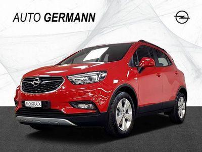 gebraucht Opel Mokka X 1.4T 120-Years-Edition