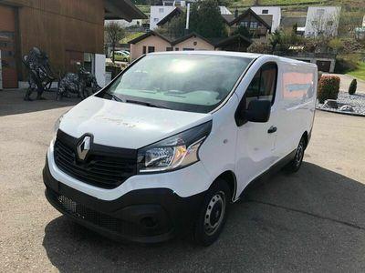 gebraucht Renault Trafic 1.6 dCi 90 2.7t Access L1H1