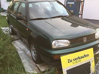 gebraucht VW Golf III 1.9 tdi frisch mfk