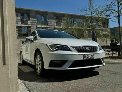 gebraucht Seat Leon ST Facelift 2.0 TDI frisch ab Service