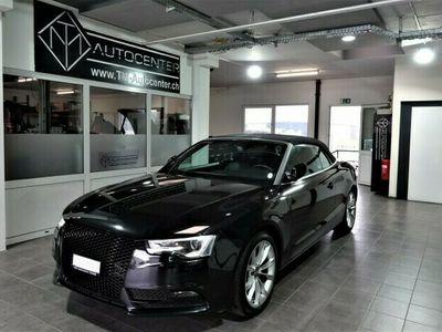 gebraucht Audi A5 Cabriolet 3.0 TDI multitronic