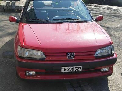 gebraucht Peugeot 306 Cabriolet 306 Cabrio Frisch ab MFK Frisch ab MFK
