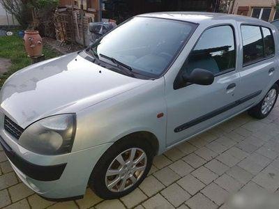 gebraucht Renault Clio SCHNELL MUSS WEG