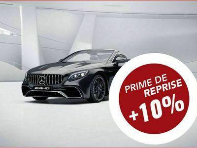 gebraucht Mercedes S63 AMG S-KlasseAMG Cabriolet 4Matic Speedshift MCT