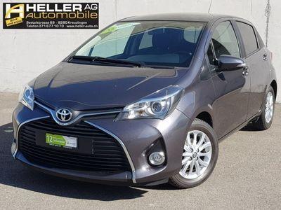 gebraucht Toyota Yaris 1.33 VVT-i Trend