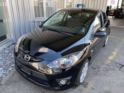 gebraucht Mazda 2 sport, ab service und mfk