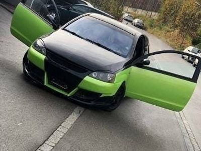 gebraucht Opel Corsa 1.8 Gsi Tuning