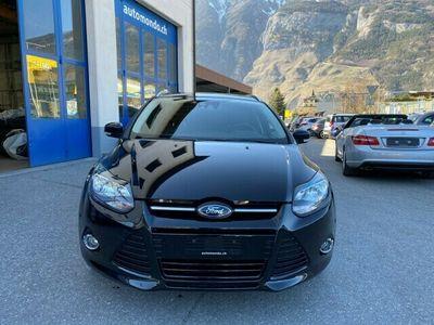 gebraucht Ford Focus 1.6 SCTi Titanium