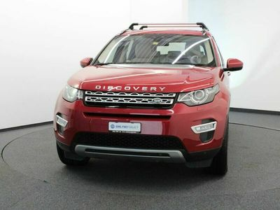 gebraucht Land Rover Discovery Sport  Discovery SP2.0 TD4 180 HSE Luxury