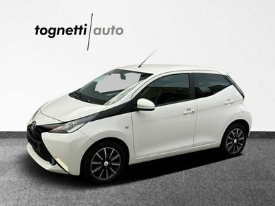 gebraucht Toyota Aygo 1.2 VVT-i Trend