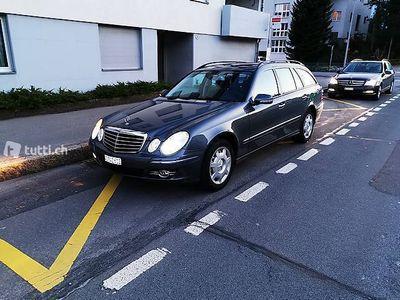 gebraucht Mercedes E350 4-MATIC T-Modell