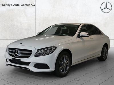 gebraucht Mercedes C250 C-Klassed Swiss Star Avantg. 4Matic