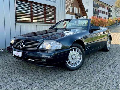 gebraucht Mercedes SL320 Automatic Mopf 1 Xenon Panoramadach