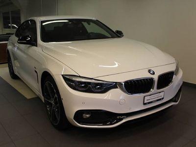 gebraucht BMW 430 4er d xDrive SAG