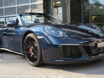 gebraucht Porsche 911 Carrera 4 Cabriolet GTS PDK