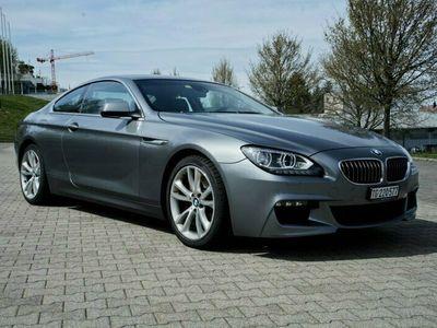 gebraucht BMW 640 6er Reihe F13 Coupé i