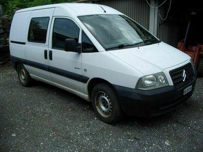 gebraucht Citroën Jumpy Kaw. 2.0 16V