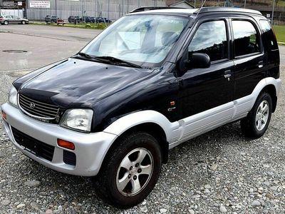 gebraucht Daihatsu Terios Terios 1.3 16V 4x41.3 16V 4x4