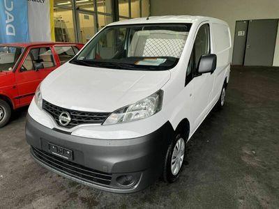 gebraucht Nissan NV200 Kaw. 1.5 dci Comfort
