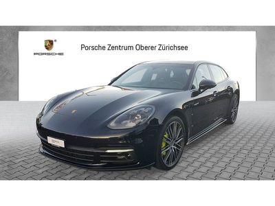 gebraucht Porsche Panamera 4 E-Hybrid Sport Turismo E-Hybrid