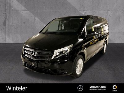 gebraucht Mercedes Vito 116 CDI L Sel. 4M A