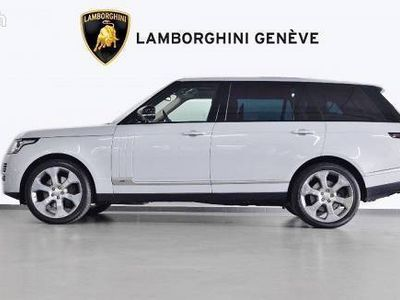 gebraucht Land Rover Range Rover Range LWB 5.0 V8 SC Auto...