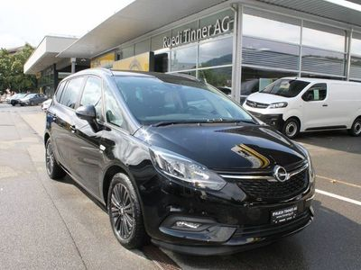 gebraucht Opel Zafira 1.6T eTEC 120 Years