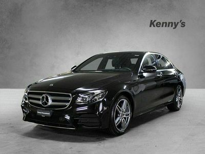 gebraucht Mercedes 450 E-Klasse EAMG Line 4matic