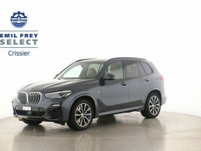 gebraucht BMW X5 30d xDrive SAG M-Sport