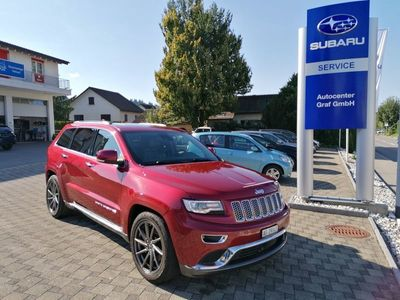 gebraucht Jeep Grand Cherokee 3.0 CRD 250 Summit