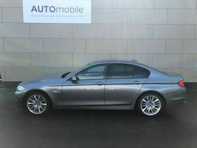 gebraucht BMW 550 5er 550i xDrive Steptronic 5er i xDrive Steptronic
