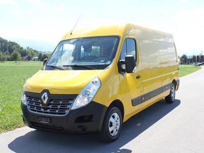 gebraucht Renault Master T35 2.3dCi 125 L3H2