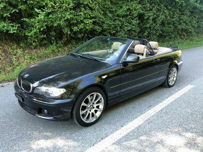 gebraucht BMW 320 Cabriolet Ci
