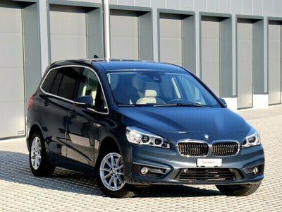 gebraucht BMW 218 Gran Tourer  d xDrive 7 Sitze Luxury Line Steptronic