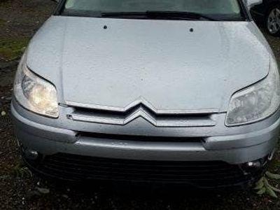 gebraucht Citroën C4 C4.benzin 1.6l