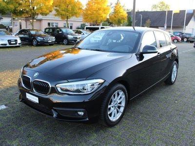 gebraucht BMW 118 1er Reihe F20 i Essential Ed.